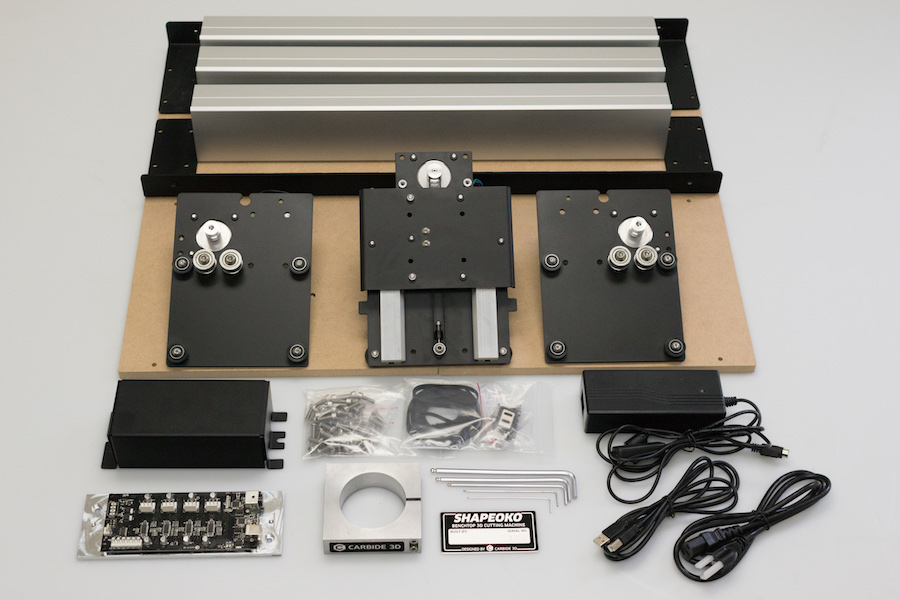 Shapeoko Assembly Guide