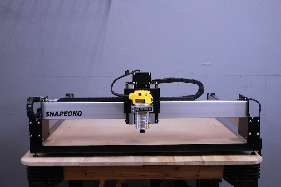 Shapeoko Xl Assembly Guide