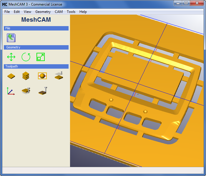 What software comes standard with each machine? - Carbide 3D