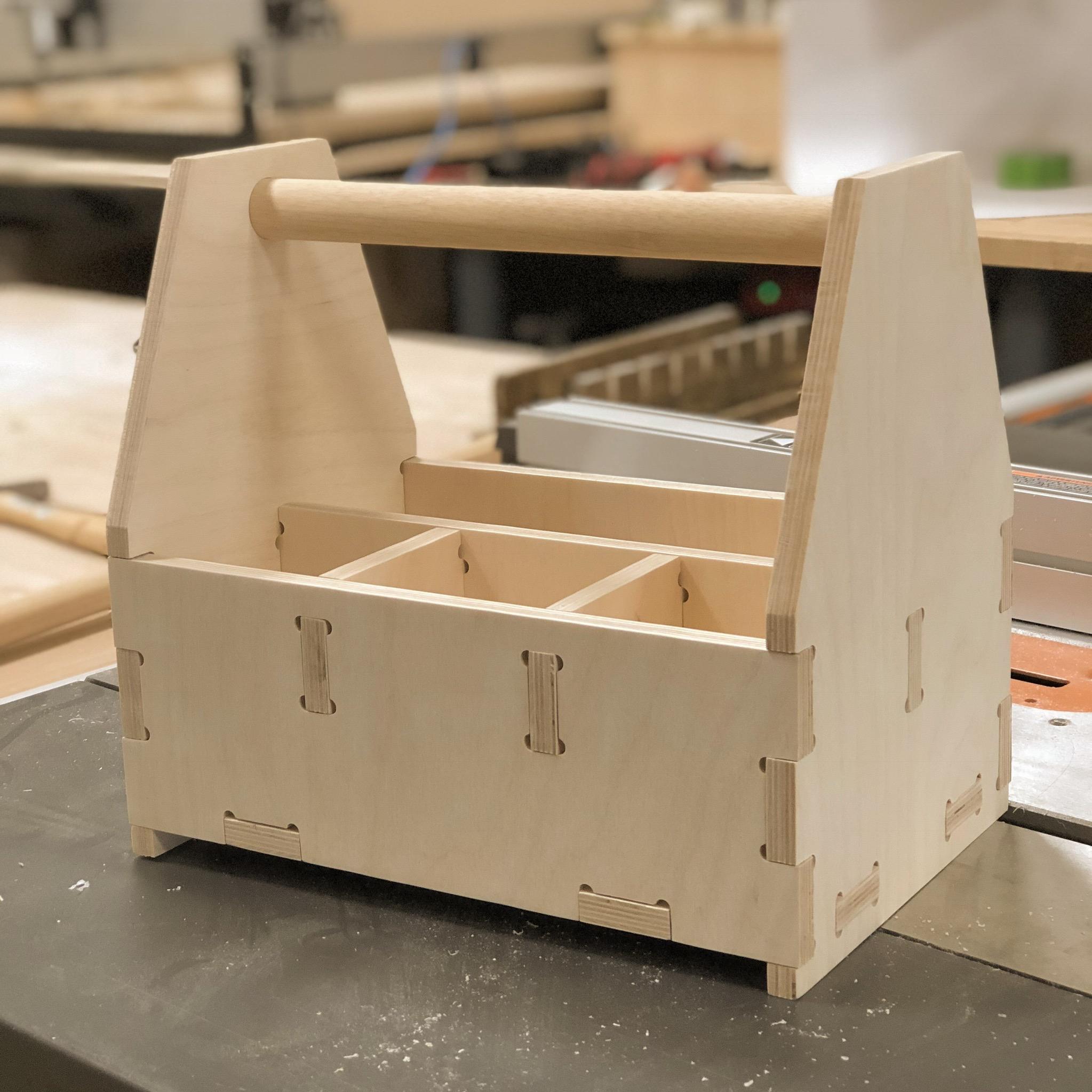 Caddy Organizer - Carbide 3D
